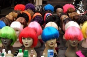 Generic wigs