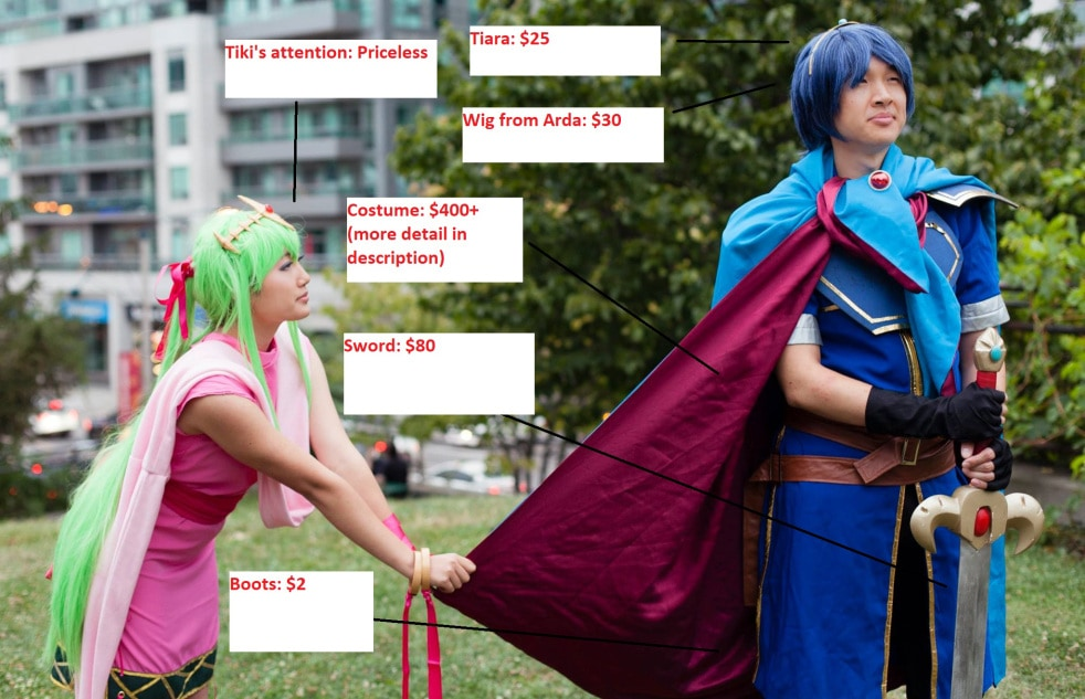 Cosplay Budget Part II: How Much Does Cosplay Cost?