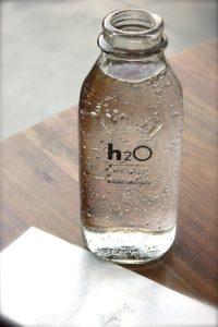 Water bottle - con plague
