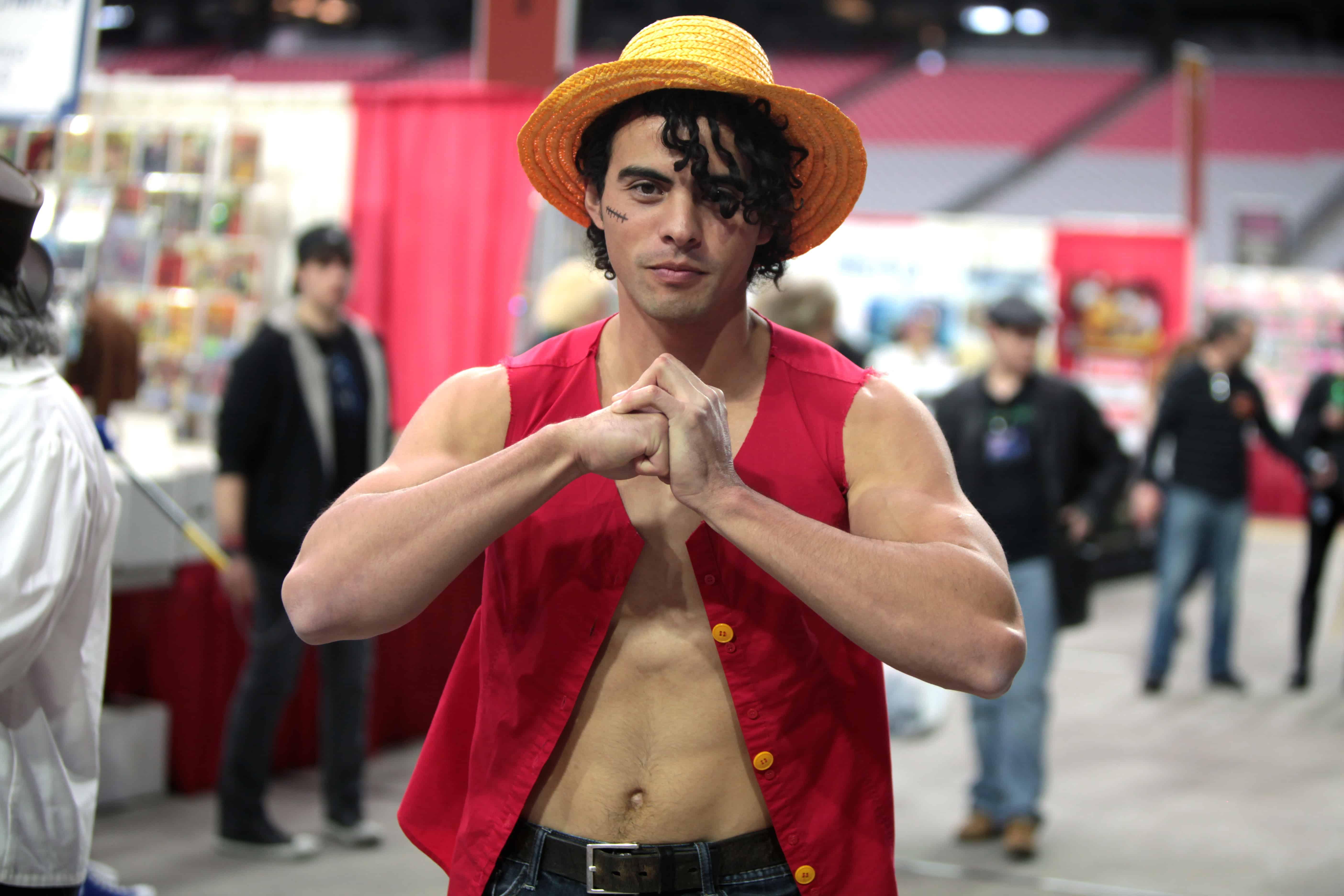 Luffy Cosplay