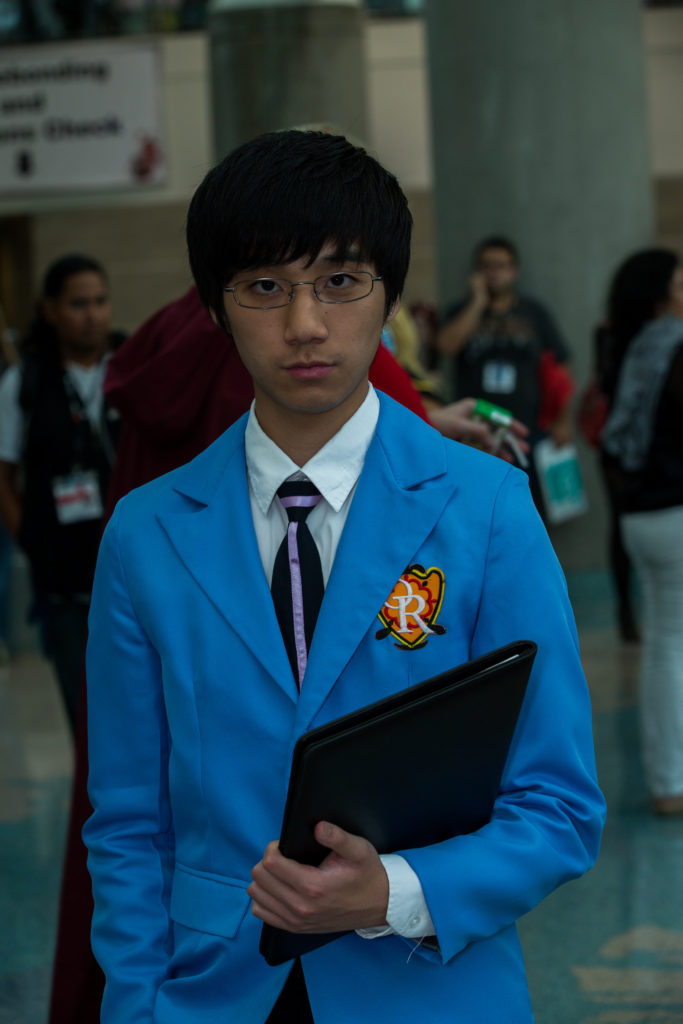 Ouran Host Club Cosplay