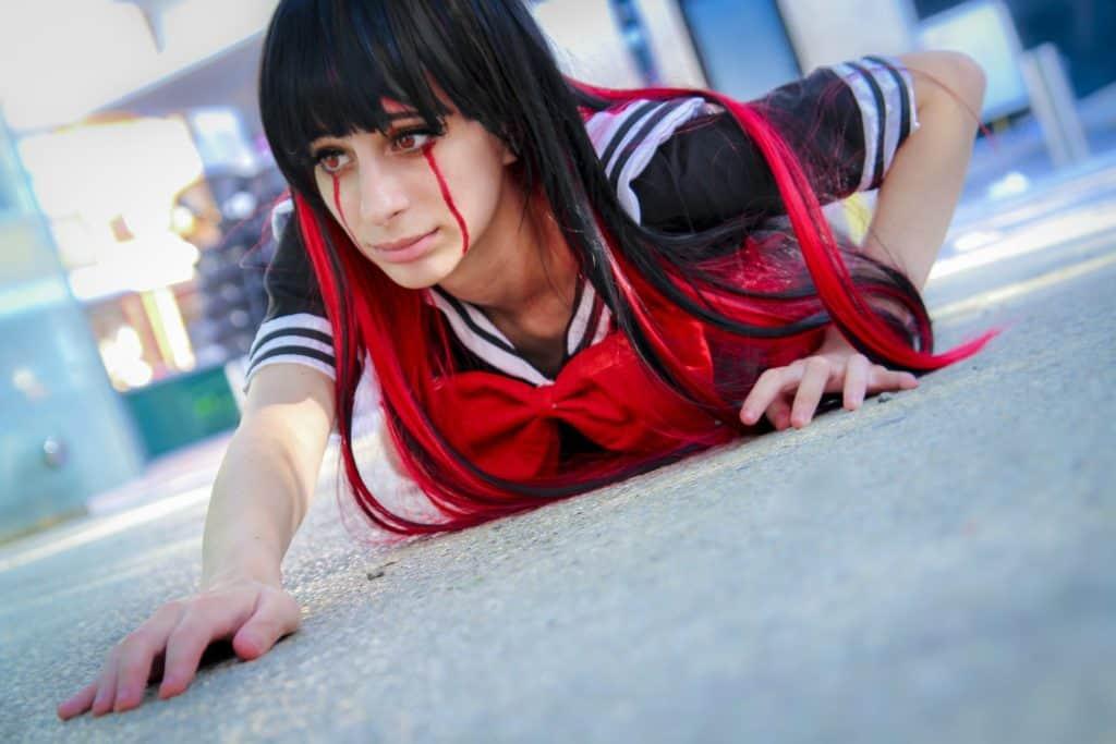 Aya Asagiri from Magical Girl Site.