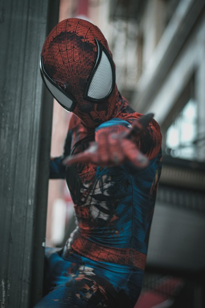 Spider-Man - Marvel cosplay ideas