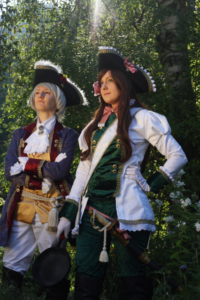 Hetalia (cosplay ideas for couples)