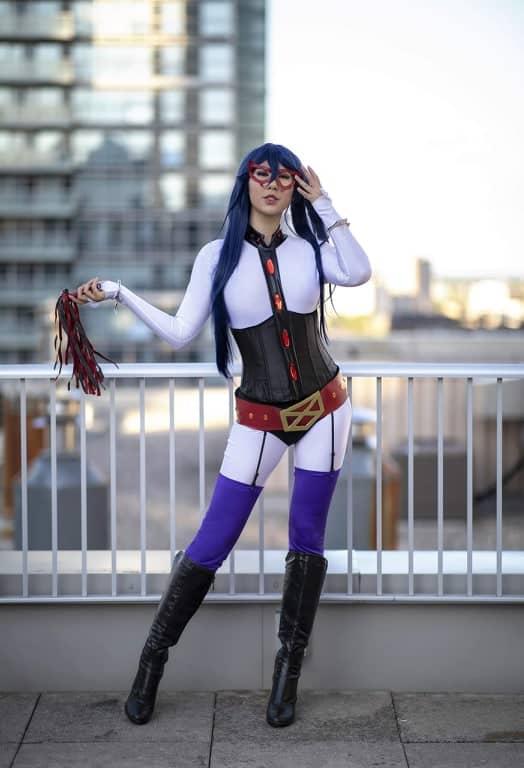 Nemuri Kayama (Midnight) cosplay