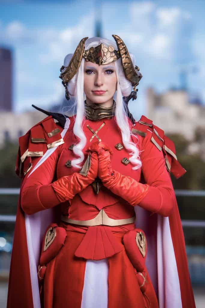 Edelgard (Kitsu Cosplay)