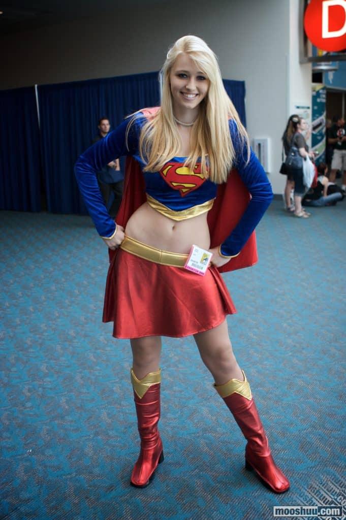 Superwoman Cosplay