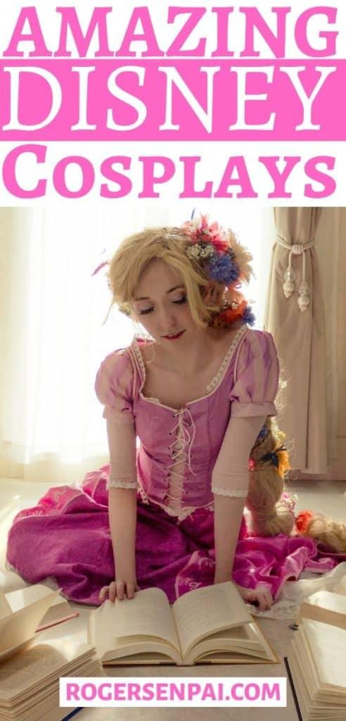Disney cosplay ideas Pinterest