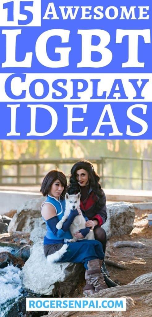 LGBT Cosplay Ideas Pinterest