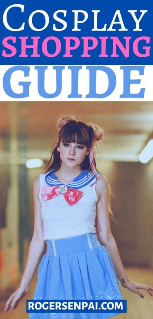 Cosplay shopping guide (pin)