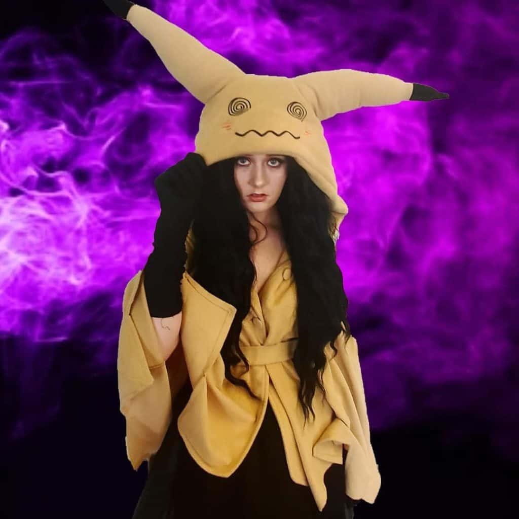 Mimikyu Pokemon cosplay