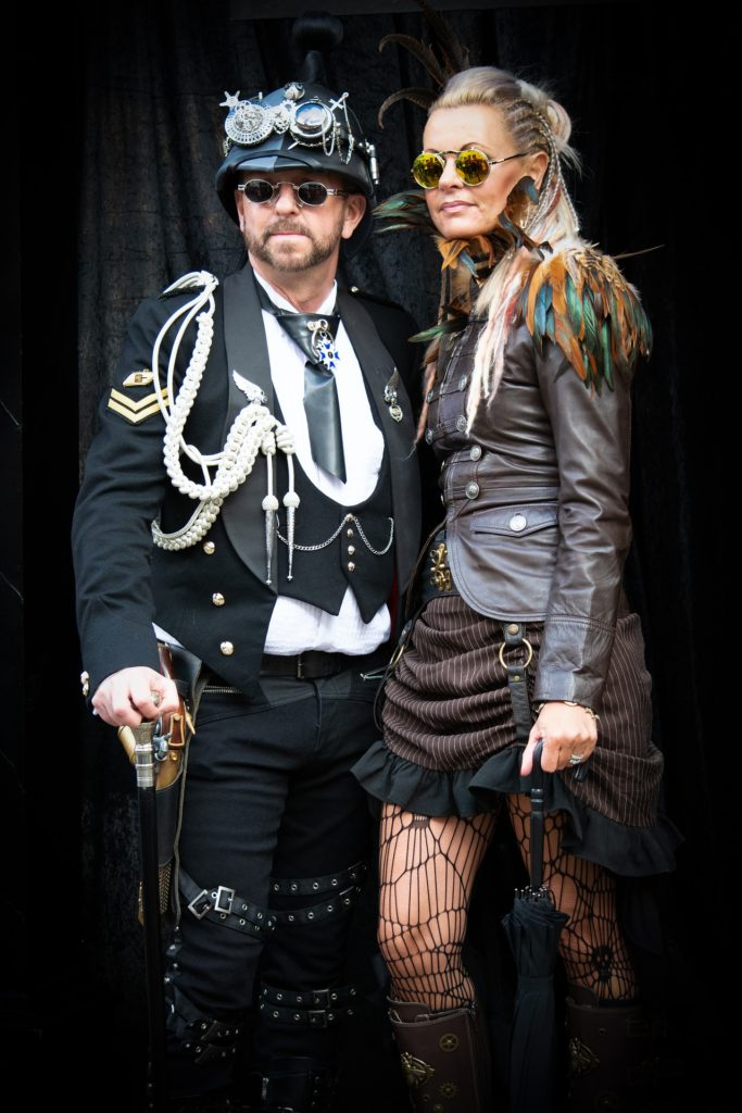 Steampunk (Halloween Costume Ideas For Couples)