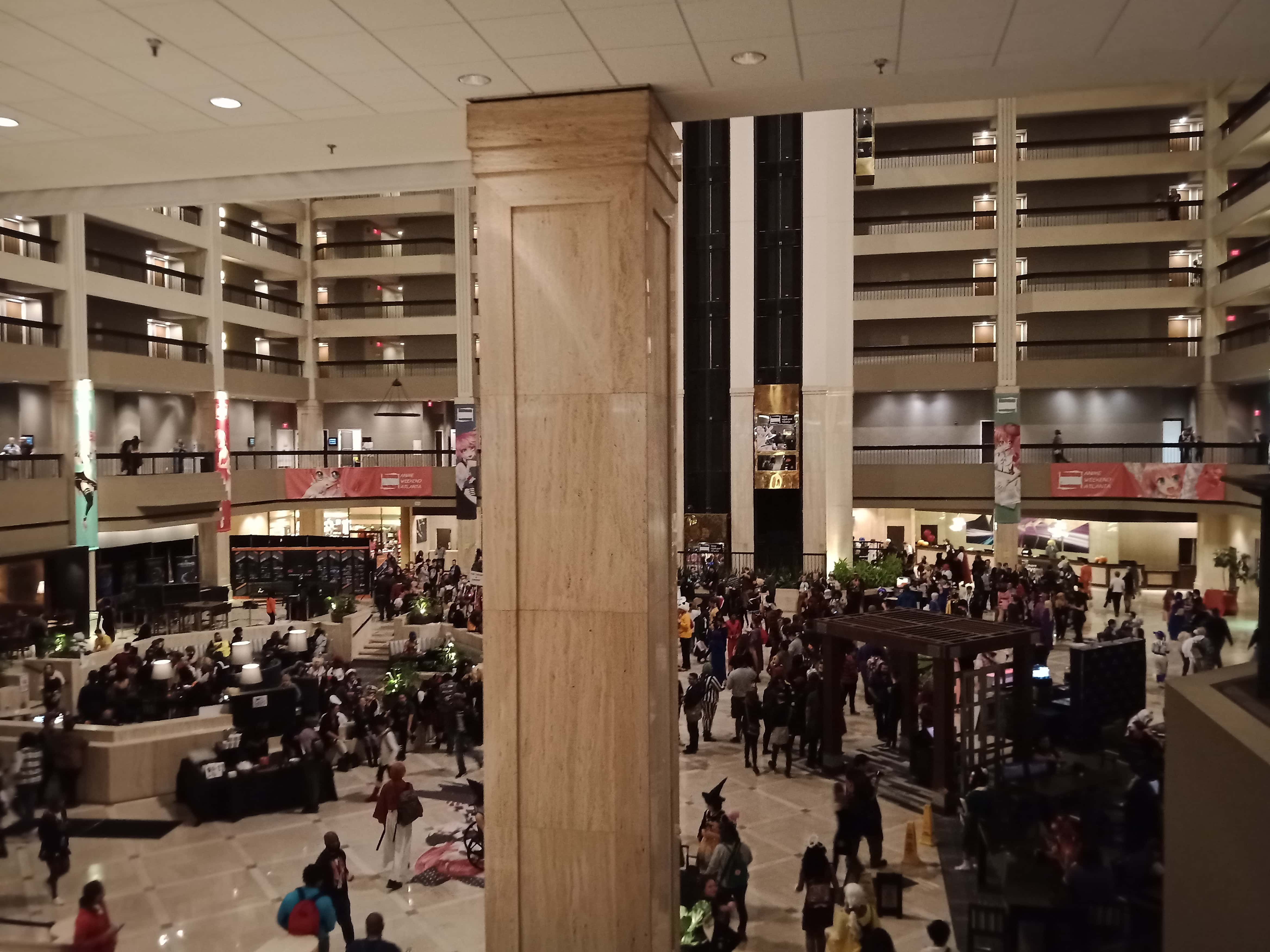 Anime convention (cosplay rules)