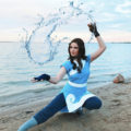 Katara Avatar cosplay