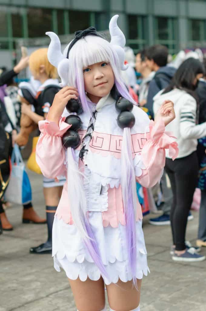 Kanna (kawaii cosplay ideas)