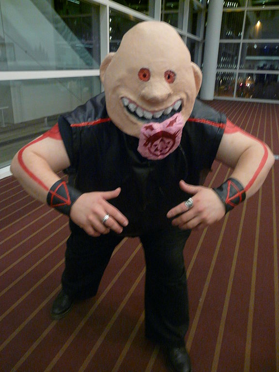 Gluttony cosplay (cosplay ideas for fat guys)