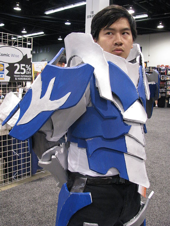 Fire Emblem cosplay (cosplay ideas for fat guys)