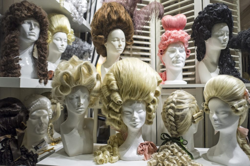 Wigs (can you cosplay without a wig)
