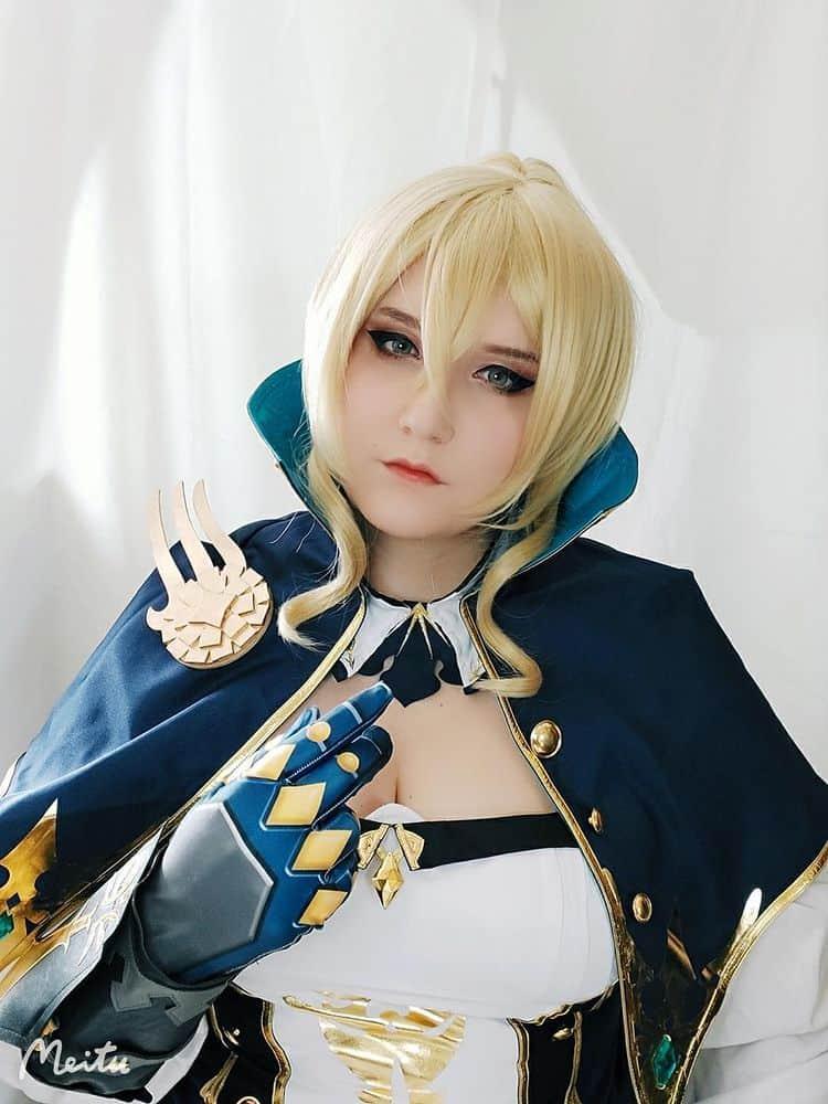 Jean (Genshin Impact cosplay)